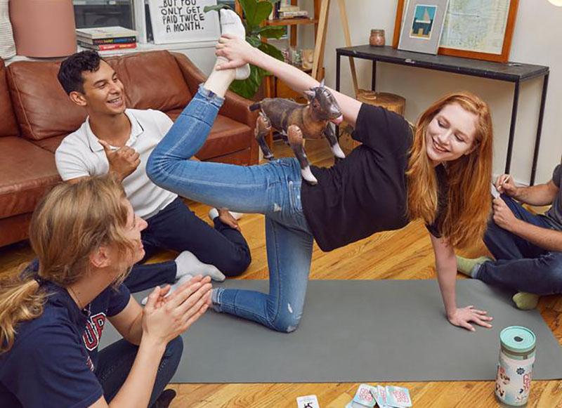 jocul-petrecerii-yoga-goat