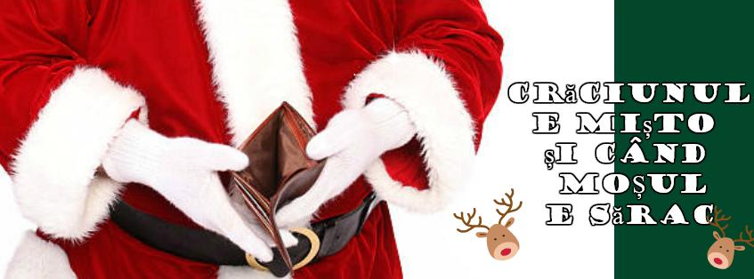 Cum să nu fii Grinch când nu ai bani pentru cadourile de Crăciun