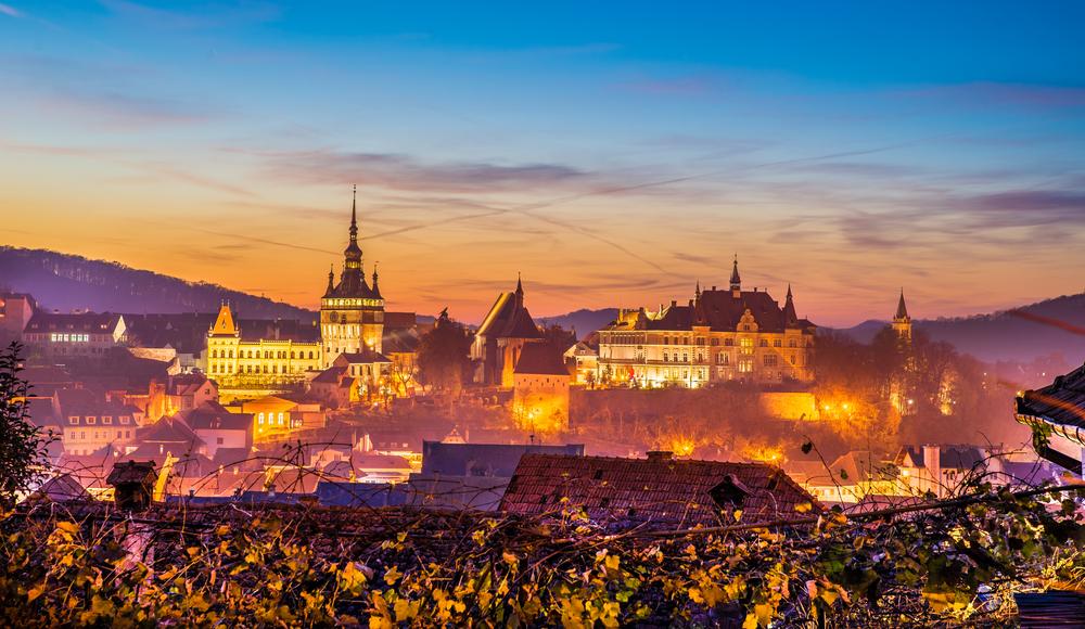 Cele mai frumoase 10 orașe din România pe care să le vizitezi