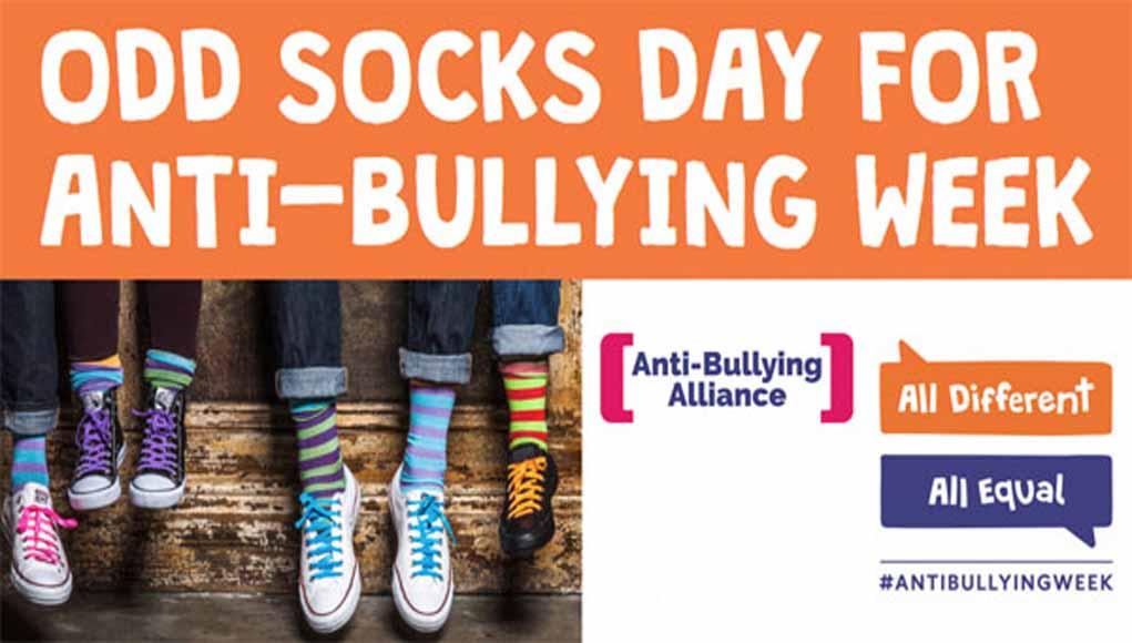 Saptamana anti-bullying sau de ce sa porti sosete diferite?