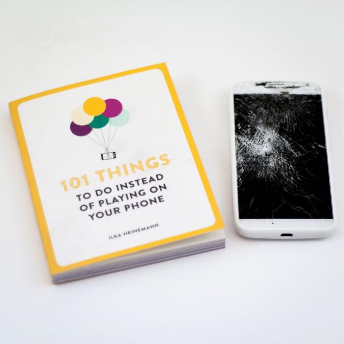 101 Lucruri de facut in loc sa te joci pe telefon 0