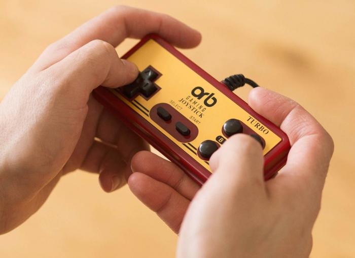 Consola de jocuri retro 2