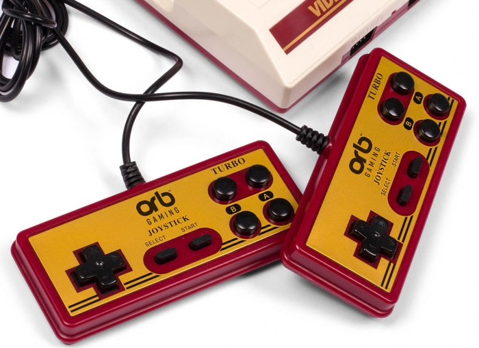 Consola de jocuri retro 4