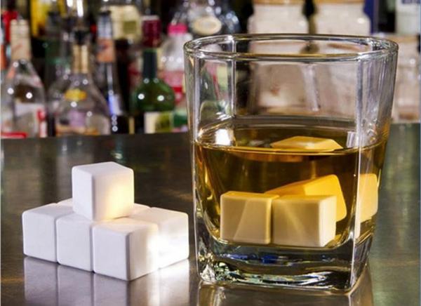 Cuburi Ceramica pentru Whiskey 3