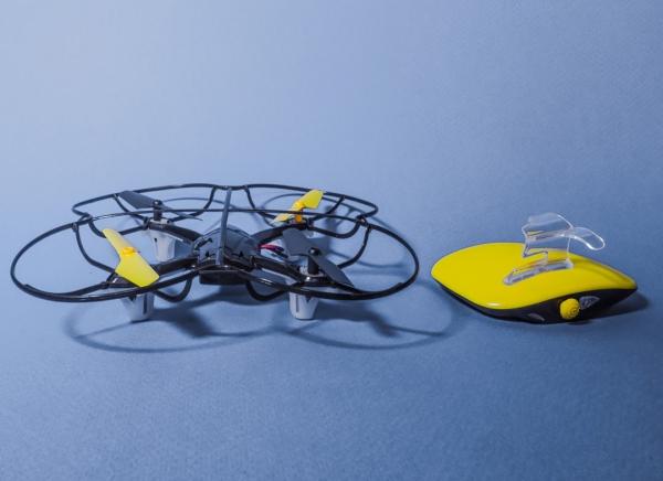 Drona Cu Senzor de Miscare [5]