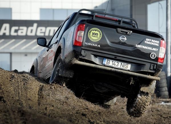 Experiență 100Tracks off-road  Academia Titi Aur 5