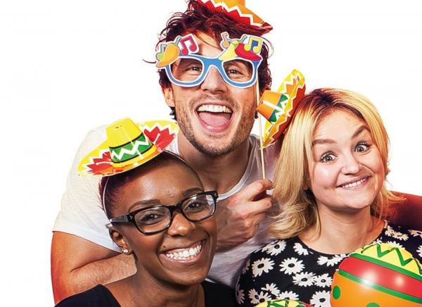 Fiesta - Kit de accesorii pentru petrecere 0