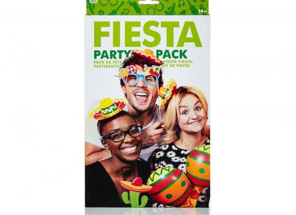 Fiesta - Kit de accesorii pentru petrecere [2]