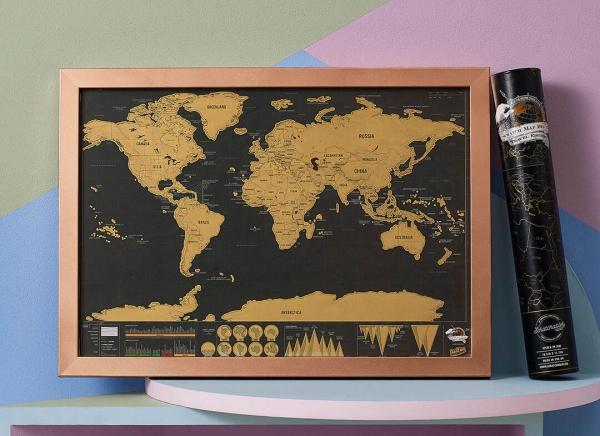Harta razuibila Deluxe portabila- varianta portabila 0