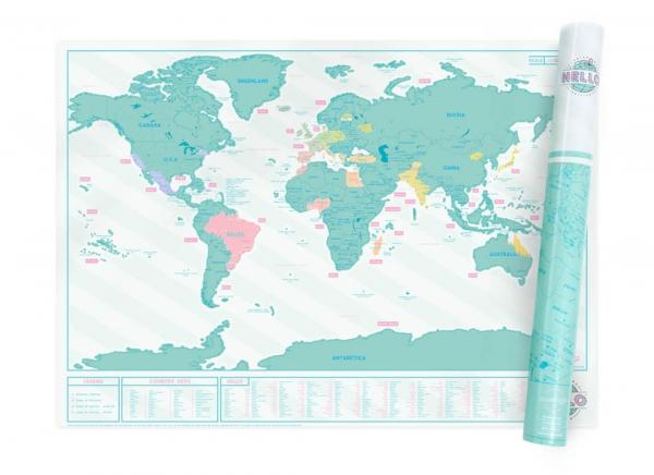 Harta razuibila Editia Hello - Originala Luckies 4