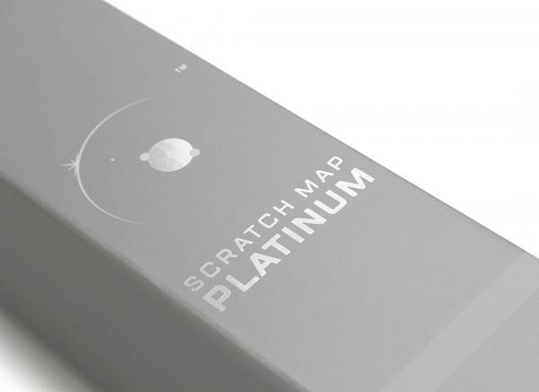 Harta razuibila Platinum 15