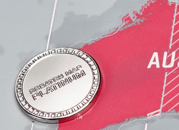 Harta razuibila Platinum 6