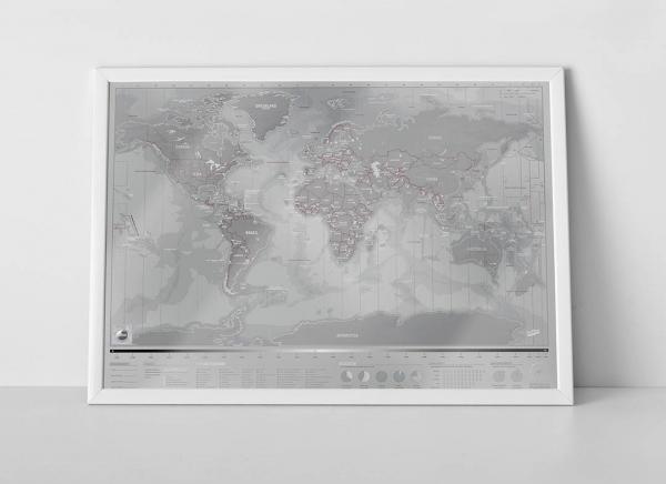 Harta razuibila Platinum 1