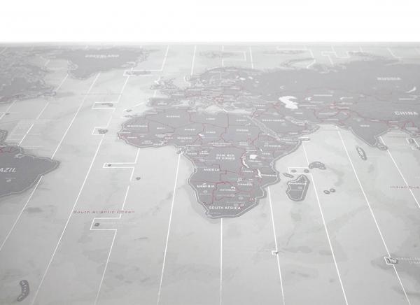 Harta razuibila Platinum 8