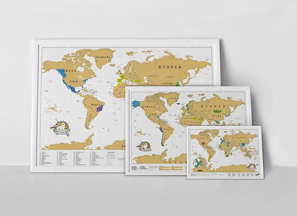 Harta razuibila XL - Originala Luckies [1]