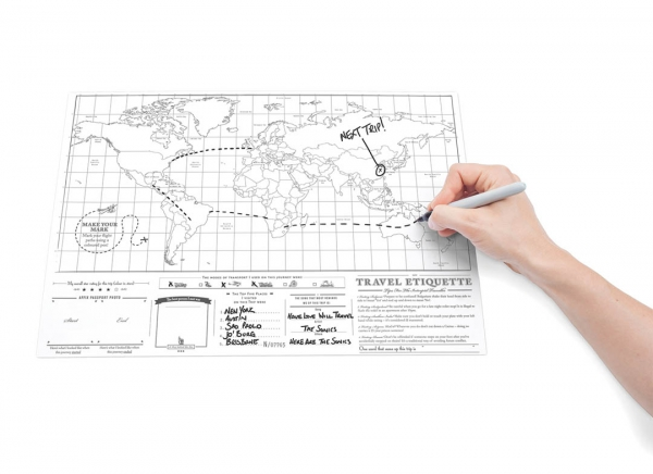 Harta razuibila portabila- varianta mini 1