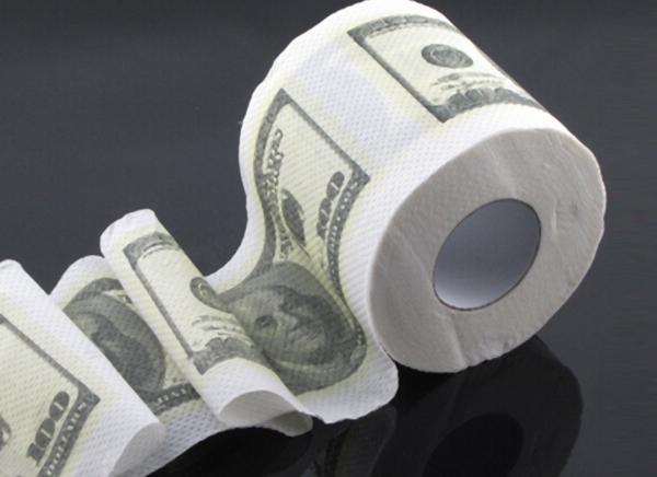Hartie igienica Dolari 0