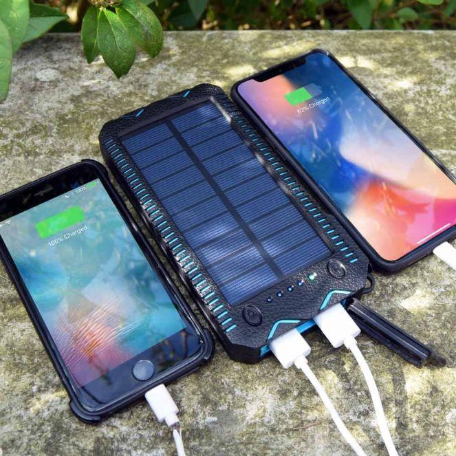 Incarcator solar portabil 1