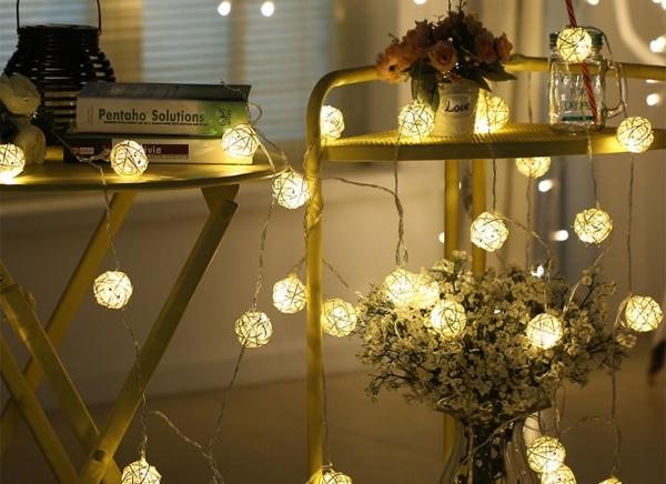 Instalatie de lumini LED Mingiute Sepak Takraw 0