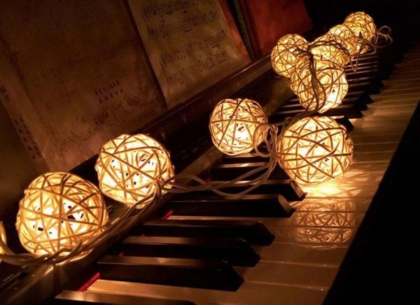 Instalatie de lumini LED Mingiute Sepak Takraw 1