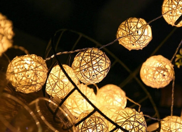 Instalatie de lumini LED Mingiute Sepak Takraw 2