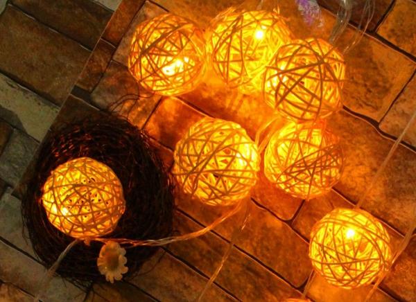 Instalatie de lumini LED Mingiute Sepak Takraw 3