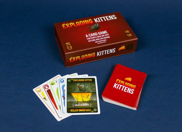 Joc de Carti Exploding Kittens 6