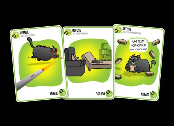 Joc de Carti Exploding Kittens 10