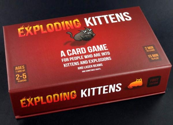 Joc de Carti Exploding Kittens 11