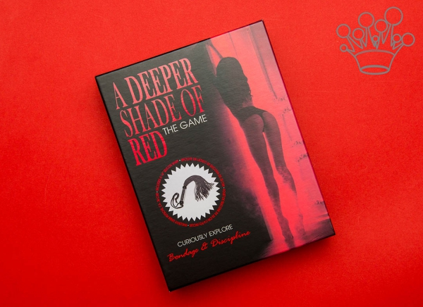 Joc erotic A Deeper Shade of Red 6