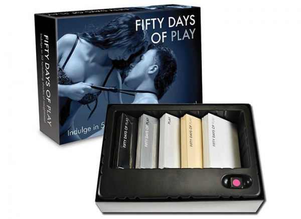 Joc erotic Fifty Days of Play 7