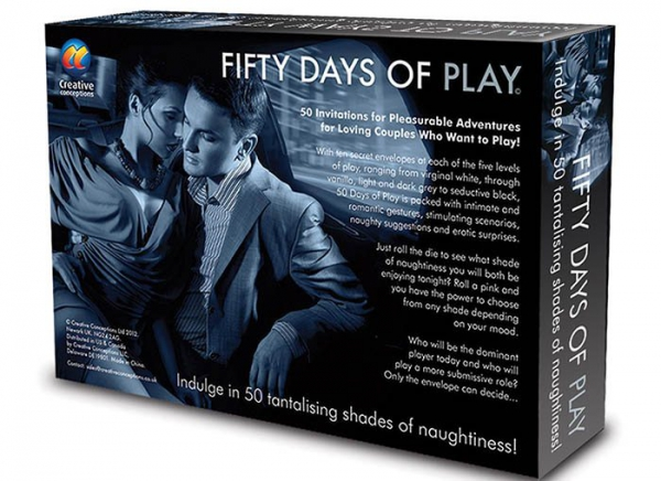 Joc erotic Fifty Days of Play 8
