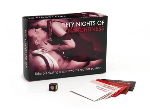 Joc erotic Fifty Nights of Naughtiness 10