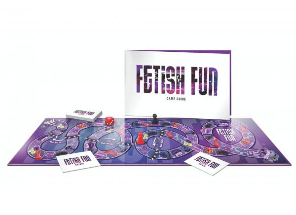 Joc pentru cupluri Fetish Fun 1