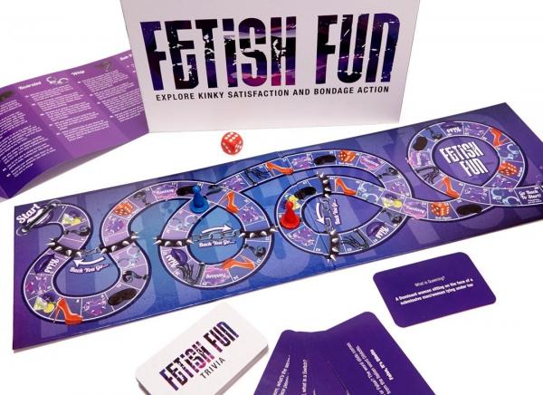 Joc pentru cupluri Fetish Fun 0