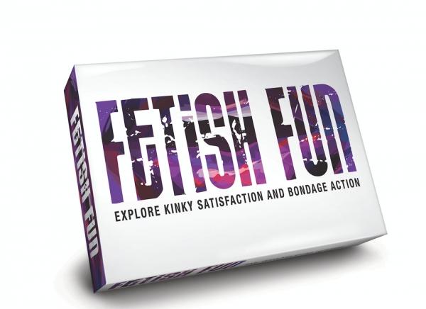 Joc pentru cupluri Fetish Fun 4