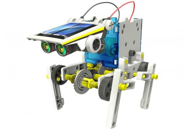Kit Robot Solar 14 in 1 [11]