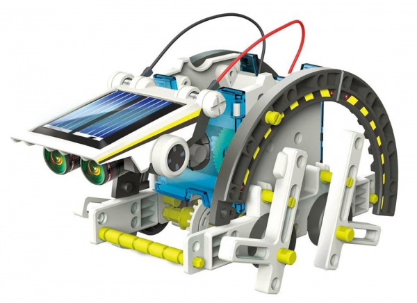 Kit Robot Solar 14 in 1 [12]