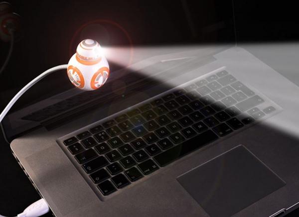 Lampa USB BB8 1