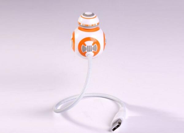 Lampa USB BB8 2