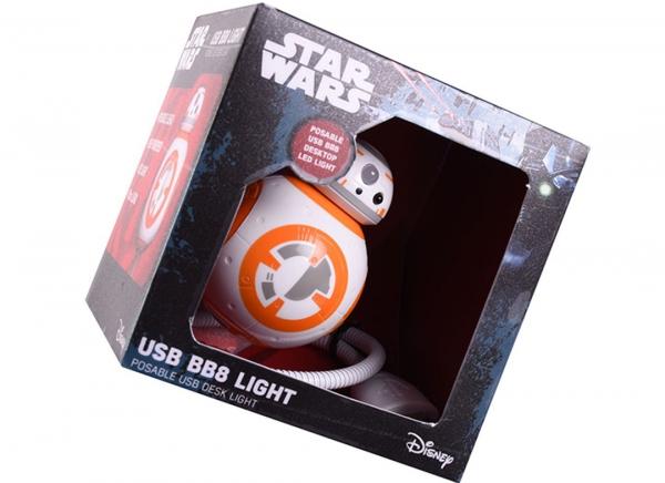 Lampa USB BB8 4