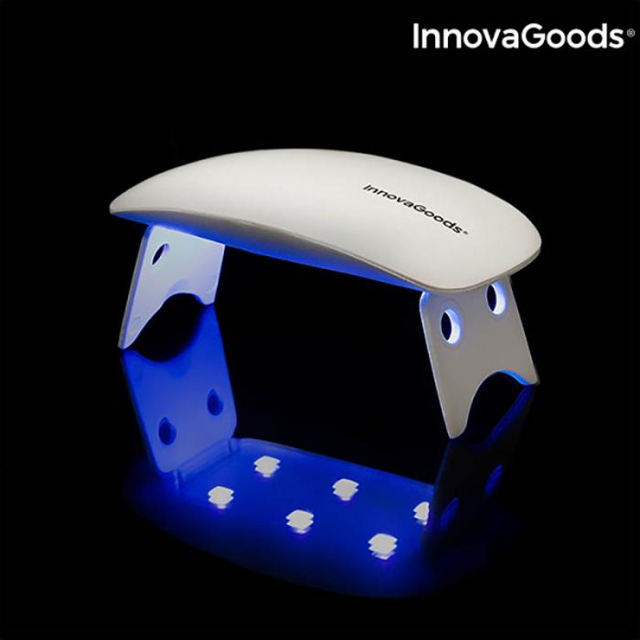 Lampa UV Led de buzunar pentru Unghii 3