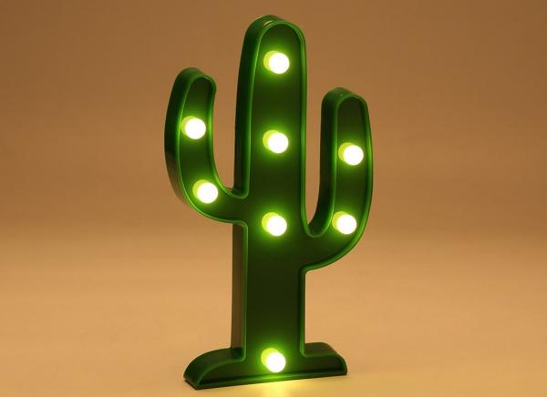 Lampa de Veghe LED Cactus 8