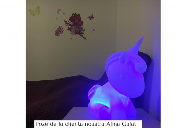 Lampa Gigant Unicorn 15