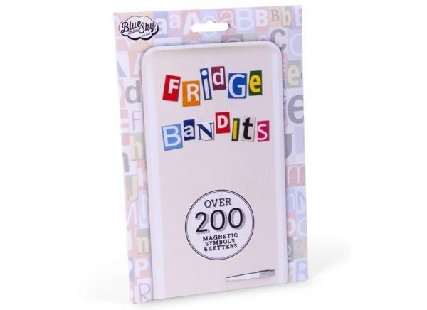 Litere magnetice frigider Fridge Bandits [3]
