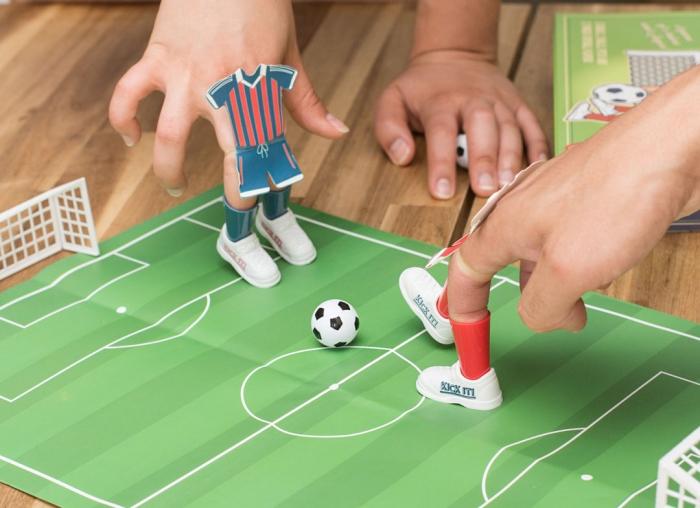 Masa de fotbal pentru birou [1]