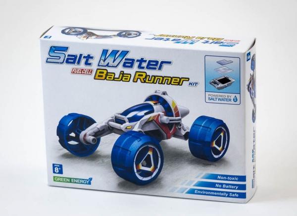 Masina Baja cu motor cu apa sarata 6
