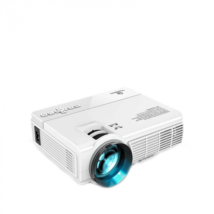 Mini Videoproiector LED Vankyo Leisure 3, 3600 Lumeni, Geanta transport si Telecomanda 7
