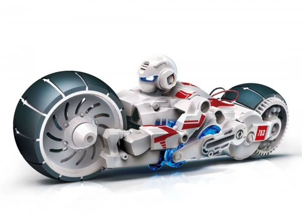 Motocicleta cu Motor cu apa sarata [0]