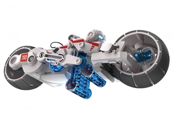 Motocicleta cu Motor cu apa sarata [2]